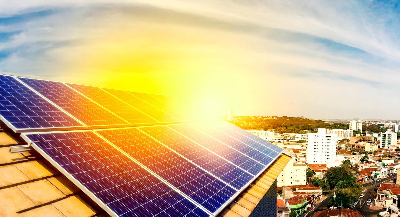 energia solar orçamento